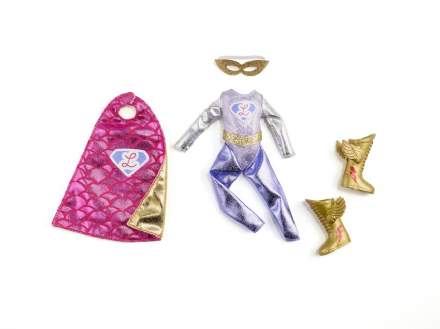 Lottie Doll Accessory Set - Super Lottie Hero